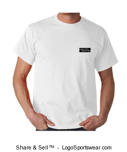 Hanes Short Sleeve Beefy T-Shirt Design Zoom